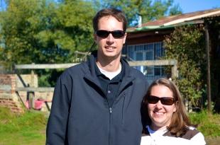 Jeff y Lisa King